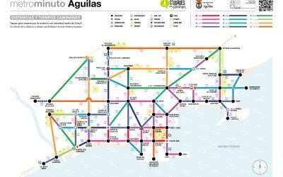 Metrominuto: caminar es cool