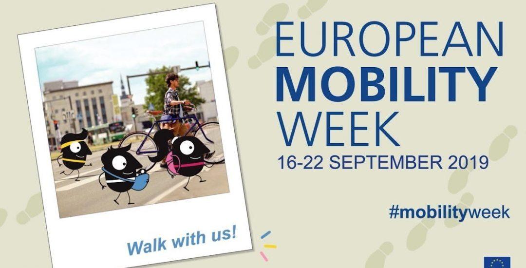 Semana europea de la movilidad (SEM) 2019