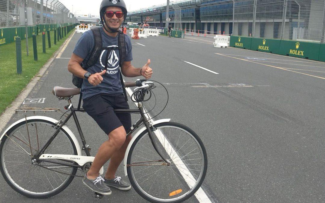 """Daniel Camiletti: """"Con relación al coche, hay que cambiar conductas"""""""