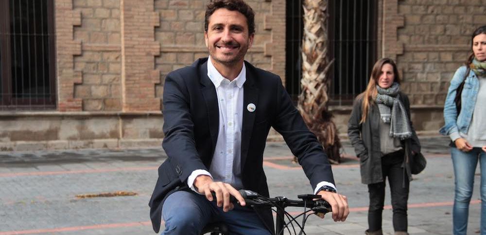 """Nacho Tomás: """"Las ordenanzas locales deben tener la capacidad de poner al peatón y la bicicleta en el centro"""""""