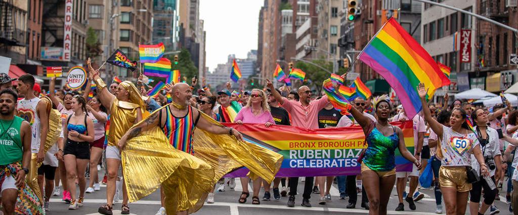 Las calles del Orgullo