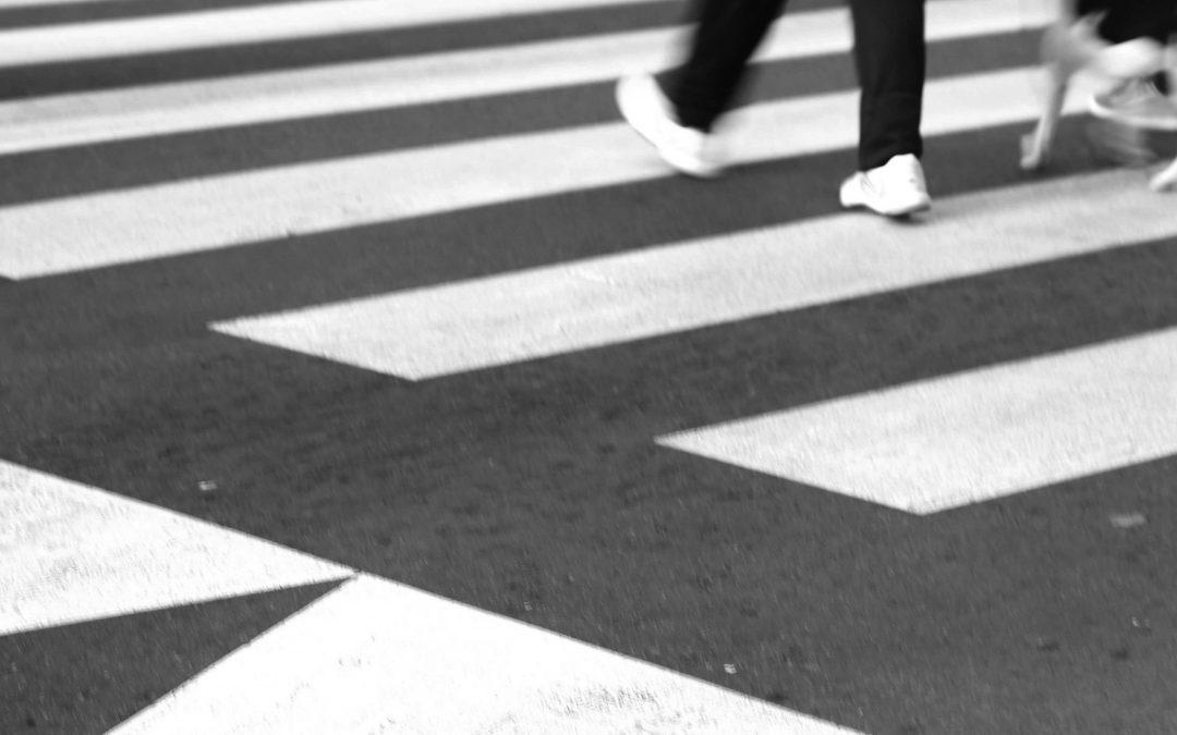 Lo inteligente es caminar