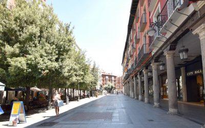 Valladolid, cada día más caminable