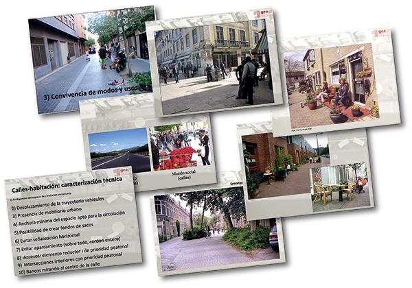 Màrius Navazo ofrece calles habitación a cambio de calles pasillo
