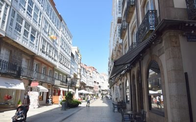A Coruña refuerza su accesibilidad universal