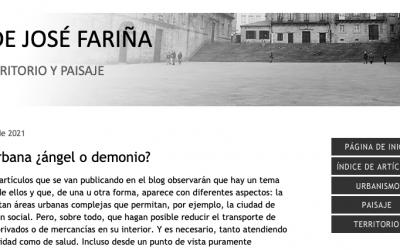 José Fariña: el blog de un profesor ilustrado