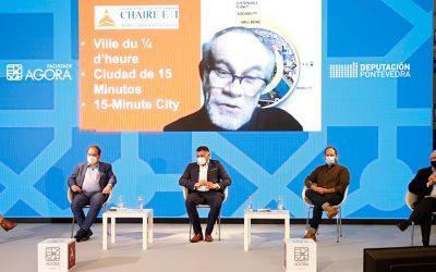 Carlos Moreno: cronourbanismo para gestionar el territorio