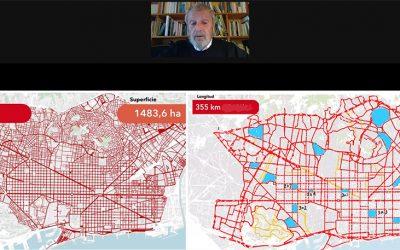 Salvador Rueda ofrece Supermanzanas para curar las ciudades