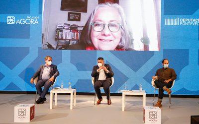 Isabela Velázquez define la Ecociudad