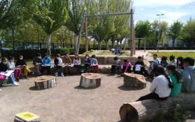 Escuelas de Logroño construyen sus propios Metrominutos