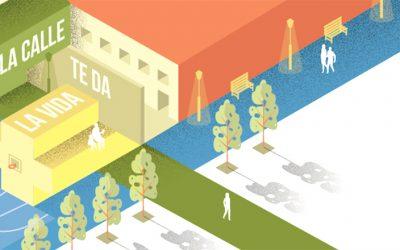 """""""La calle te da la vida"""": salud y espacio público para la Semana Europea de la Movilidad"""