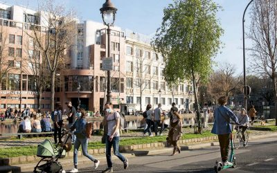 París, Logroño y Soria, Premios Ciudades que Caminan 2021
